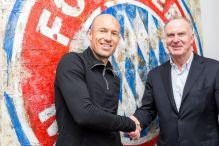 Robben produžio ugovor sa Bayernom