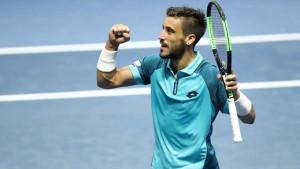Na pomolu senzacija na US Openu? Damir Džumhur vodi protiv Rogera Federera