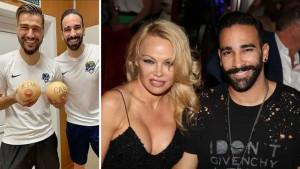 """""""Adil Rami nam je pričao kako se seksao s Pamelom Anderson 12 puta u toku jedne noći"""""""