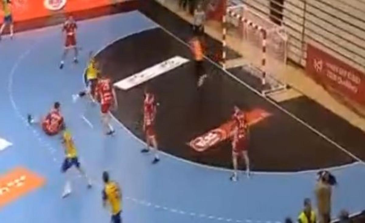 """Sve je """"eksplodiralo"""" u dvorani kada je Senjamin Burić dao gol"""