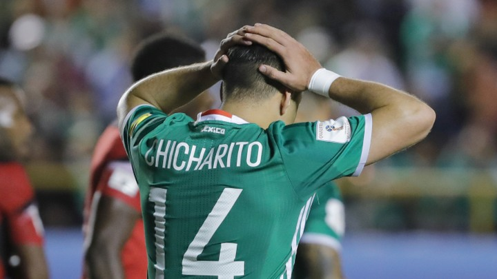 Chicharito proslavio jubilej i zadao glavobolje Moyesu