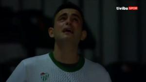 Emotivan odlazak košarkaške legende u penziju: Suze nije mogao zaustaviti