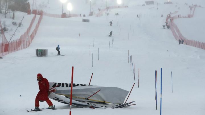 Otkazan slalom u Val d'Isiereu zbog snažnog vjetra
