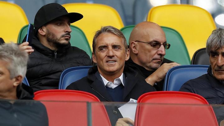 Mancini danas u Bologni imao provjeru i spremio za BiH sastav s tri napadača, ali koja?