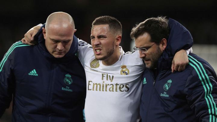 Loše vijesti za Real Madrid: Stigla Hazardova dijagnoza