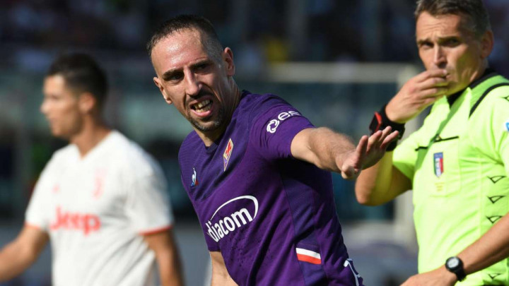 Iachini: Ribery je naš Ibrahimović