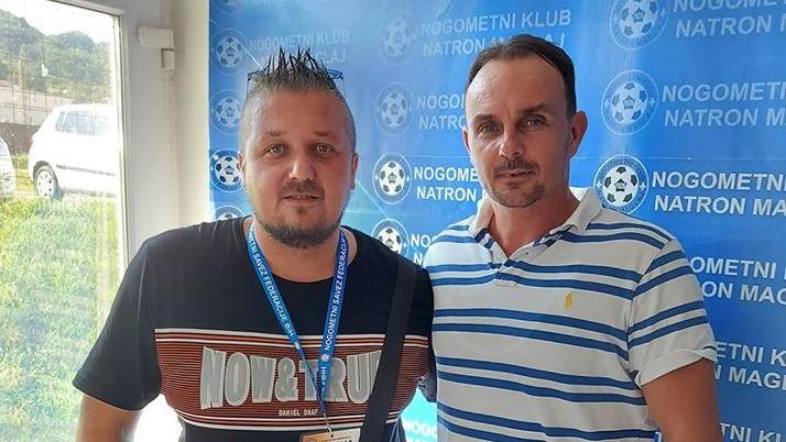 Bivši ljubimac navijača Sarajeva preuzeo kormilo niželigaša Natrona