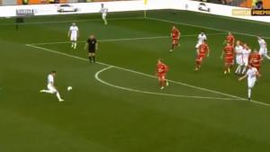 Ušao u igru i nakon 12 sekundi spektakularnim golom donio svom timu vodstvo