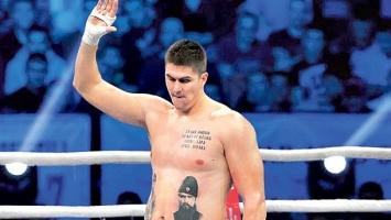 Srbijanski bokser tetovažama izludio Hrvate