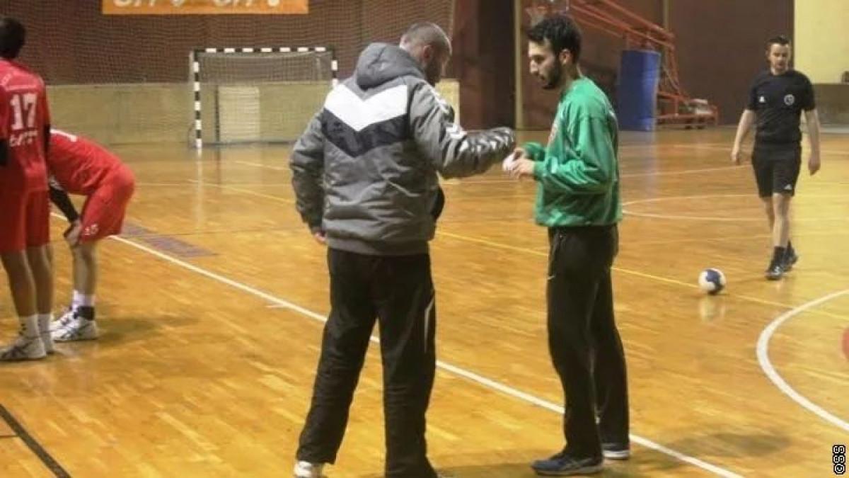 Čaber se vratio u Iskru: Uz Jaganjca i Karadžu želim još više napredovati