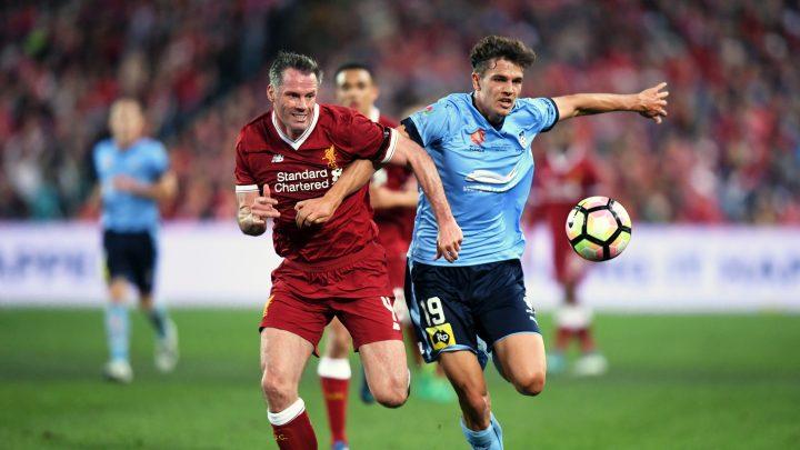 Carragher: Liverpool je katastrofalan