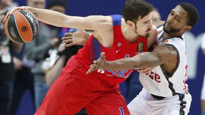 CSKA lagano protiv Bamberga, pobjede Baskonije i Maccabija