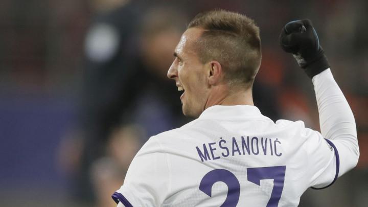 Jasmin Mešanović ne zaboravlja odakle je krenuo u svijet fudbala