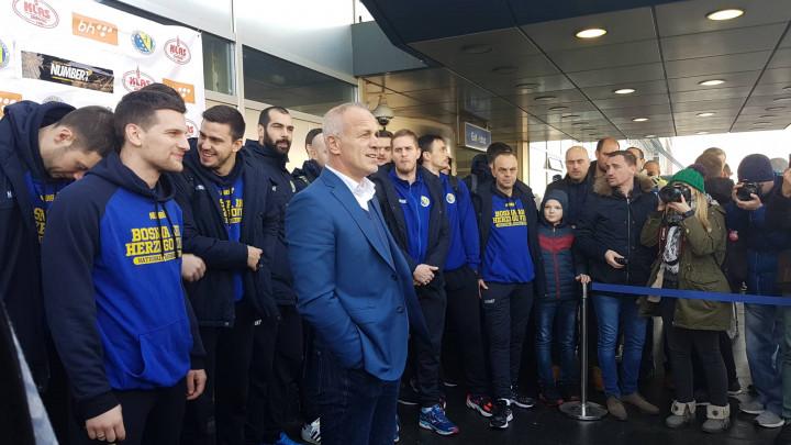Šuman: Osjetili smo šta je Evropsko prvenstvo, Boesen je i dalje tu