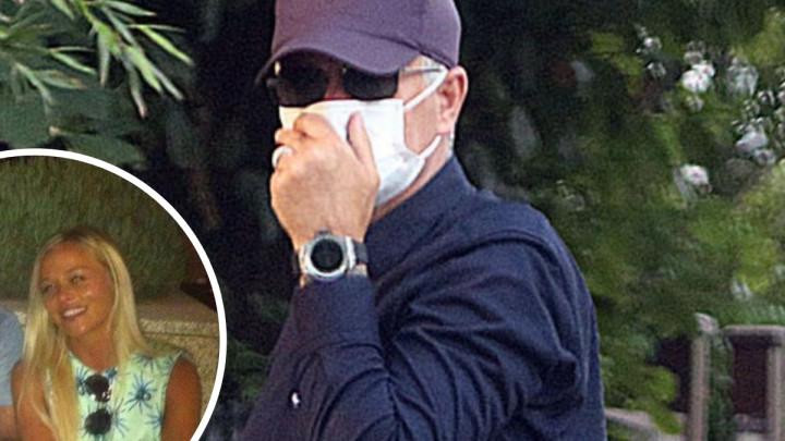 Mourinho je ponovo viđen kako ulazi u kuću bogate plavuše s kojom ima posebnu vezu