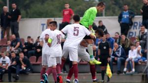 Hamza Ljukovac donio FK Sarajevo pobjedu u derbiju protiv FK Željezničar