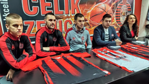 OKK Čelik u derbiju kola i klasiku bh. košarke želi pobjedu nad KK Bosna-Royal