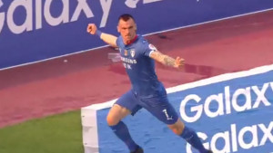 Novi gol Sulejmana Krpića