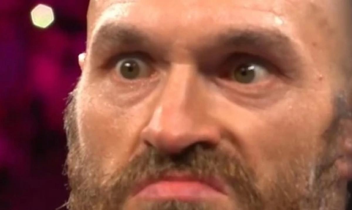 Scena sa početka meča zaledila je sve: Tyson Fury jednostavno nije mogao izgubiti meč od Wildera