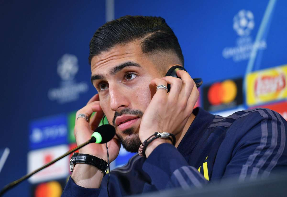 Emre Can traži transfer, poznat sljedeći klub?