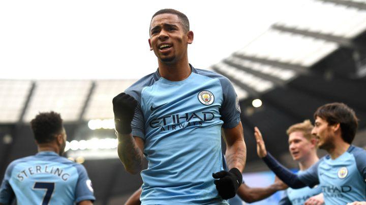 Jesus se vratio treninzima Manchester Cityja