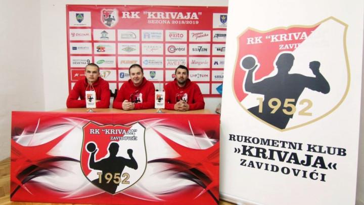RK Krivaja pobjedom protiv RK Sloboda želi riješiti pitanje prvaka 1.lige FBiH