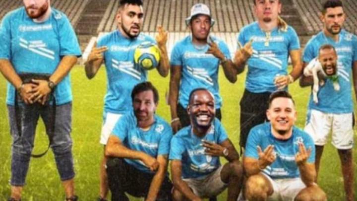 Payet šokirao sve objavivši skandaloznu montažu s Neymarovim licem