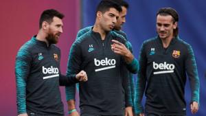 Messi, Suarez i Griezmann dobili dozvolu da ne dolaze na trening, a oni sve iznenadili