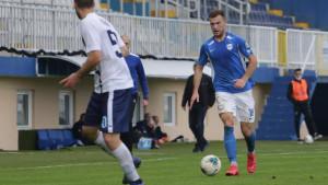 Aganspahić počeo zabijati za Novi Pazar: Svi u klubu su zadovoljni