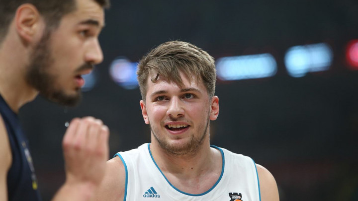 Beogradski Final Four: One man show Luke Dončića