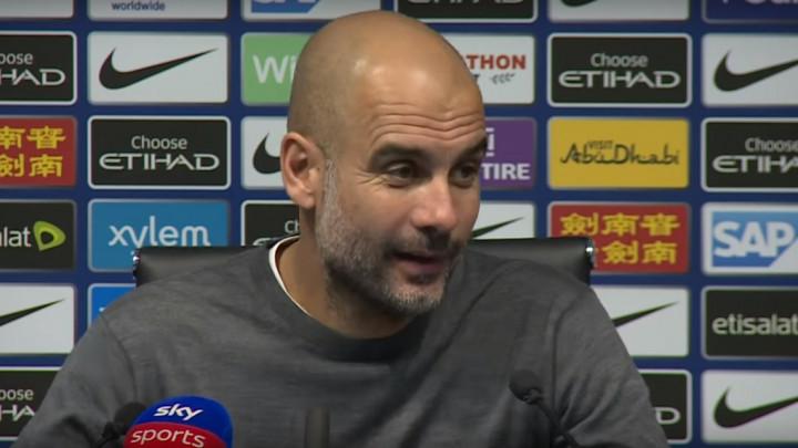 Guardiola nakon utakmice protiv Tottenhama: Sada sam genijalac zar ne, a prije tri dana...