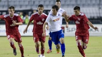 Minimalne pobjede Hajduka i Lokomotive, Rijeka uvjerljiva