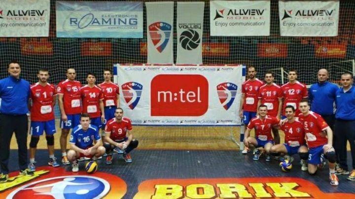 OK Borac protiv OK Mladost u play-offu