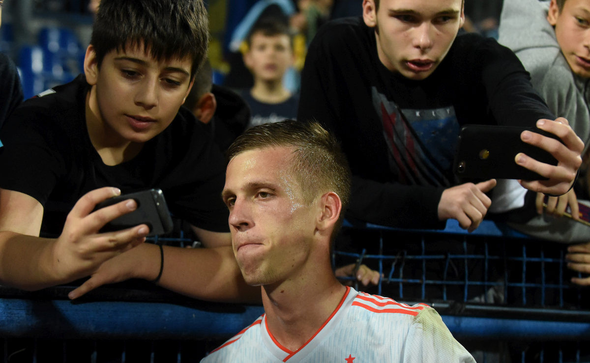 Iz Milana se oglasili povodom špekulacija o transferu Danija Olma
