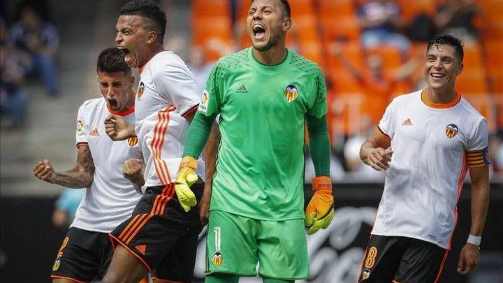 Valencia razbila Las Palmas za četvrtfinale