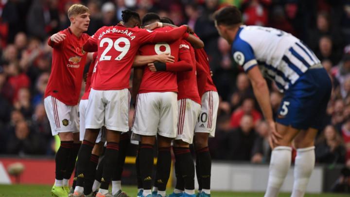 United postigao dva gola Brightonu i napravio bizaran podvig