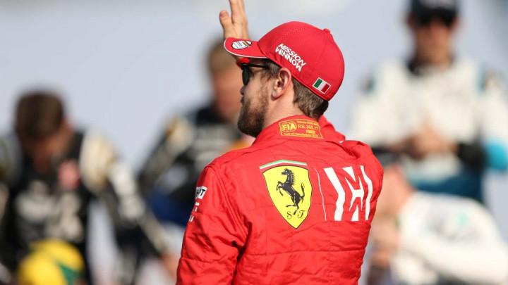 Vettel: Volio bih ostati u Ferrariju