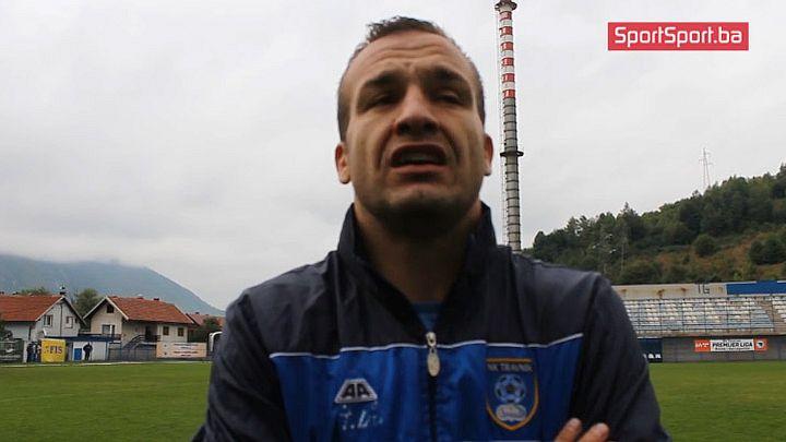 Nurković: Imamo uvijek veliki motiv protiv jakih klubova