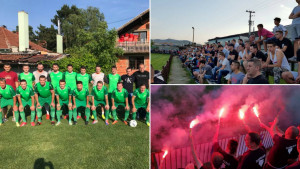 Derbi 4. lige BiH! Pun stadion, vatrena atmosfera i jedan eurogol