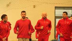 FK Velež: Prvi trening održan u balonu