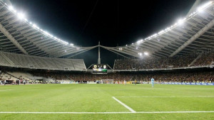 Na Olimpijskom stadionu u Atini se neće igrati utakmice do dolaska Zmajeva