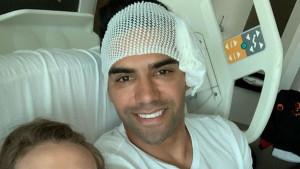 Falcao poslije duela na treningu završio u bolnici: Stradala je glava...