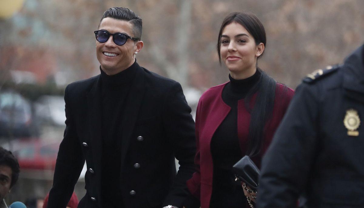 Fotografija Georgine i Cristiana sa ulica Torina izazvala ogromnu pažnju