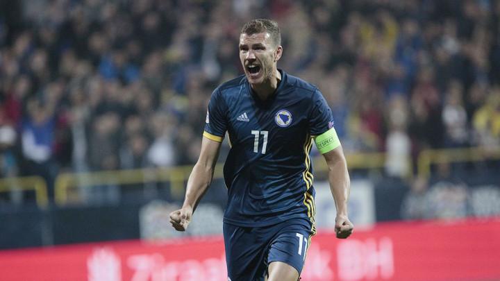 Edin Džeko: Utakmica iz 2007. godine i gol Turskoj je najljepši trenutak u mojoj karijeri
