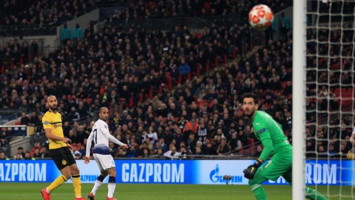Centimetri su dijelili Lucasa Mouru od najboljeg gola Lige prvaka ikad