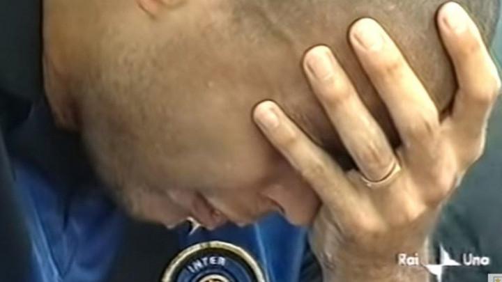 Na današnji dan 2002. godine su Ronaldove suze obišle svijet