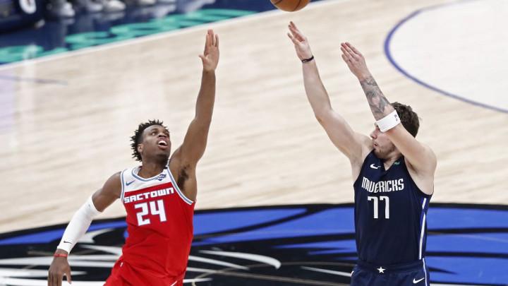 Sjajni Dončić nedovoljan Mavsima, Rocketsi nižu poraze