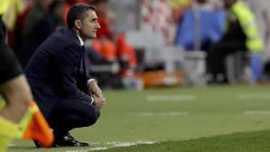 Valverde o eventualnom izbacivanju iz Kupa: Znali smo za suspenziju, ali postupili smo po pravilima
