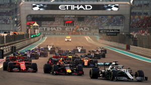 Karirana zastava opet na utrkama Formule 1