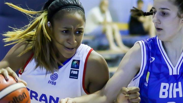 Bh. košarkašice nemoćne protiv Francuske